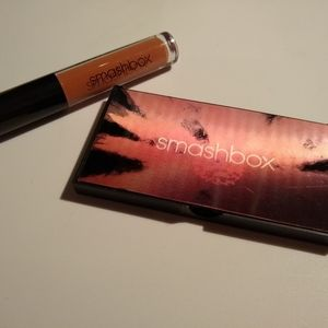 SMASHBOX COVER SHOT EYESHADOW PALETTE WITH LIPPIE